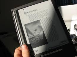 Az e-book olvasó hasznos készülék