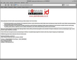 Kedvezményes domain név regisztráció a Rackforest-nél