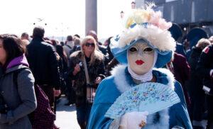 Velencei karnevál időjárás