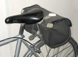 Kerékpáros táska csomagtartóra