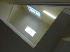 Ablak a tetőtérben